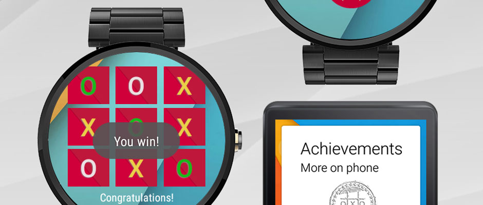 Android Wear lesson