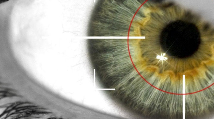 Eye-tracking in mobile devices