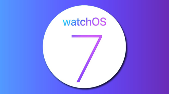 watchOs 7 - changes nothing