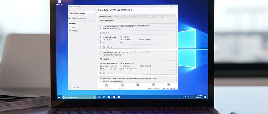 Treatment terms – Windows Edition