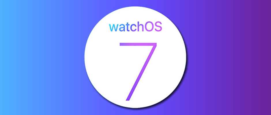 watchOs 7 – changes nothing