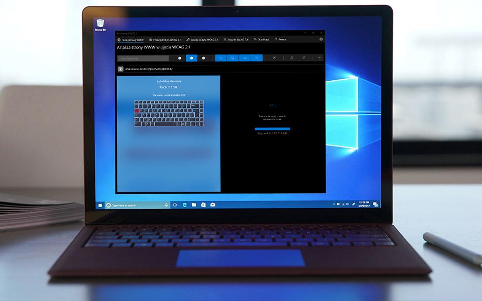 WCAG 2.1 Helper – Windows Edition