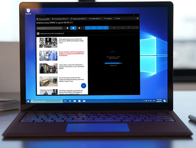 WCAG 2.1 Helper - Windows Edition
